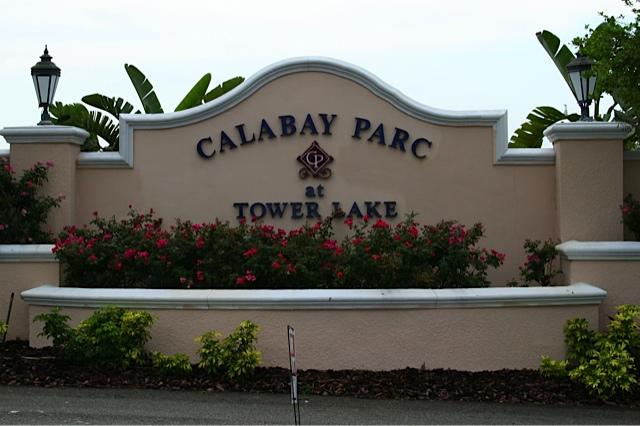 Calabay Parc at Tower Lake