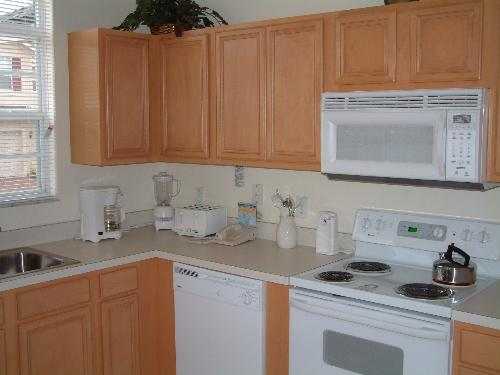 Our well-equipped kitchen