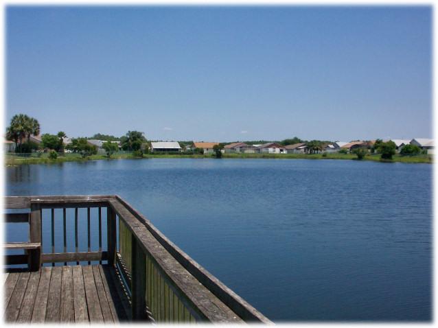 Indian Wells Lake