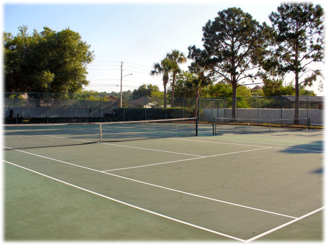 Indian Wells Tennis Courts