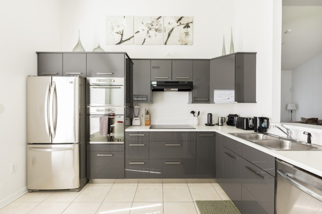 Modern and contemporary kitche