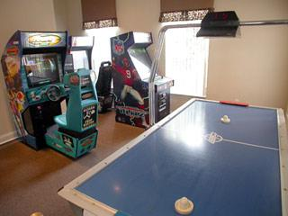 Clubhouse Games Room