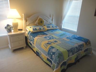3rd Bedroom First Floor