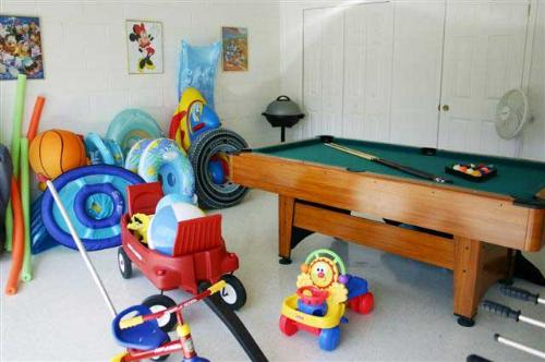 Games Room & Toys