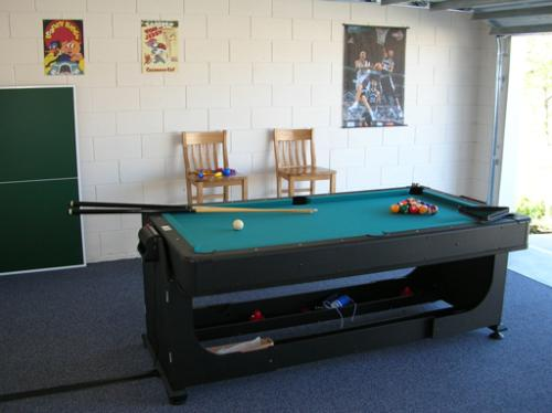 Your own pool table Gamesroom