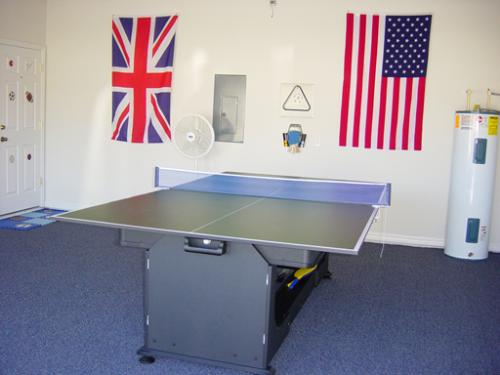 Your own Table tennis