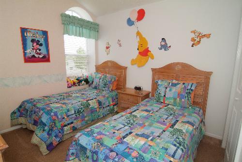 BEDROOM 4 DISNEY THEME
