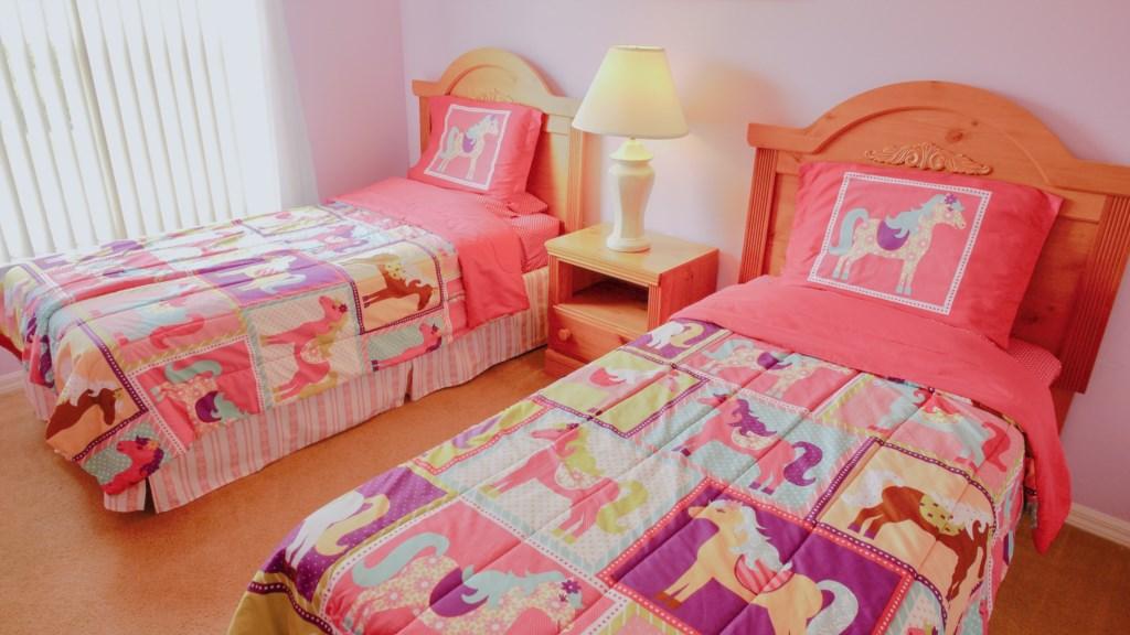 Unicorn Themed Girls Room!