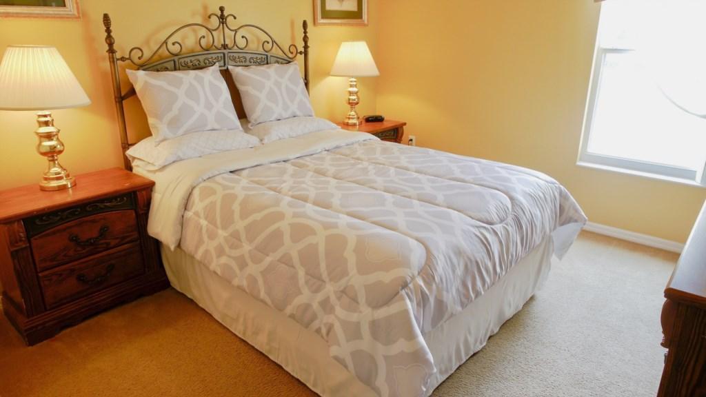 Guest Double Bedroom 1