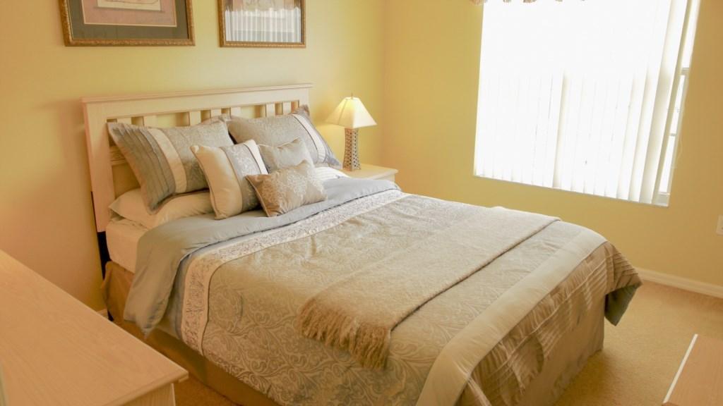 Guest Double Bedroom 2
