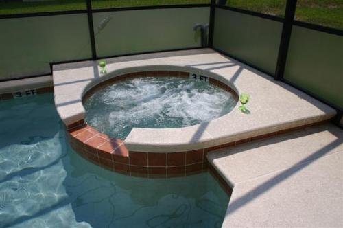 Spa/Hot tub