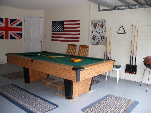 ...& Fabulous 8ft Pool Table