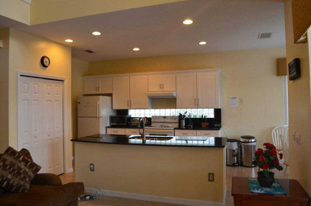 Brand new Kitchen with Granite