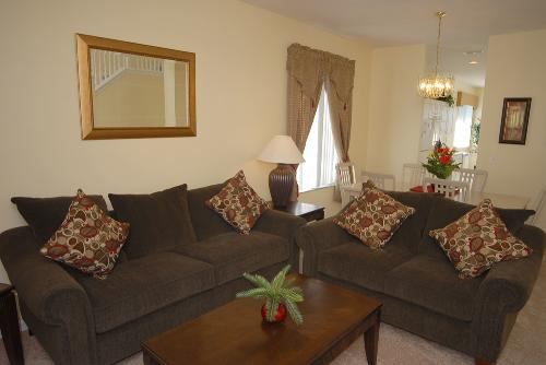 Sitting room and formal Dining