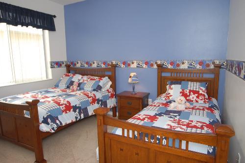 Ground floor 2nd bedroom