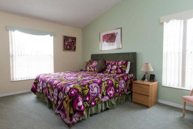 Master Bedroom (US King Size)