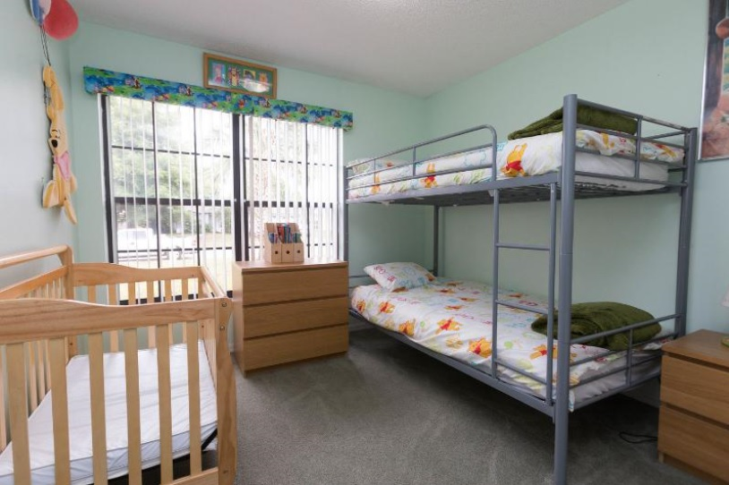 Themed Twin Bedroom