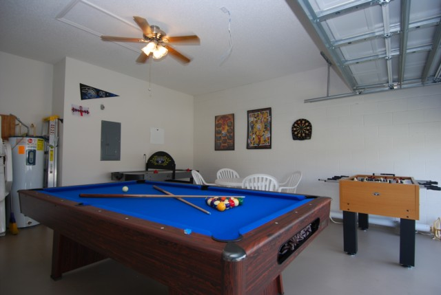 Quality games room
