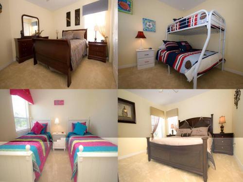 Various bedrooms