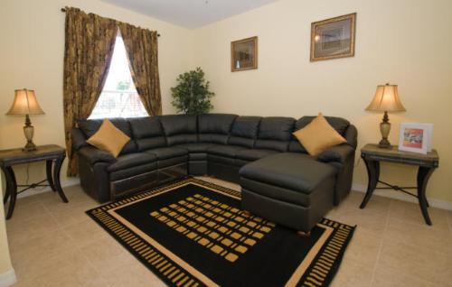 Quiet lounge area (no TV here)