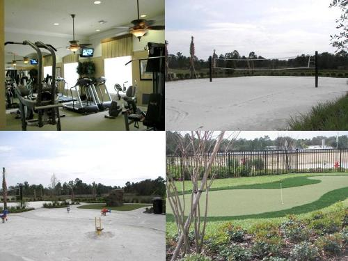 6700 sq ft clubhouse