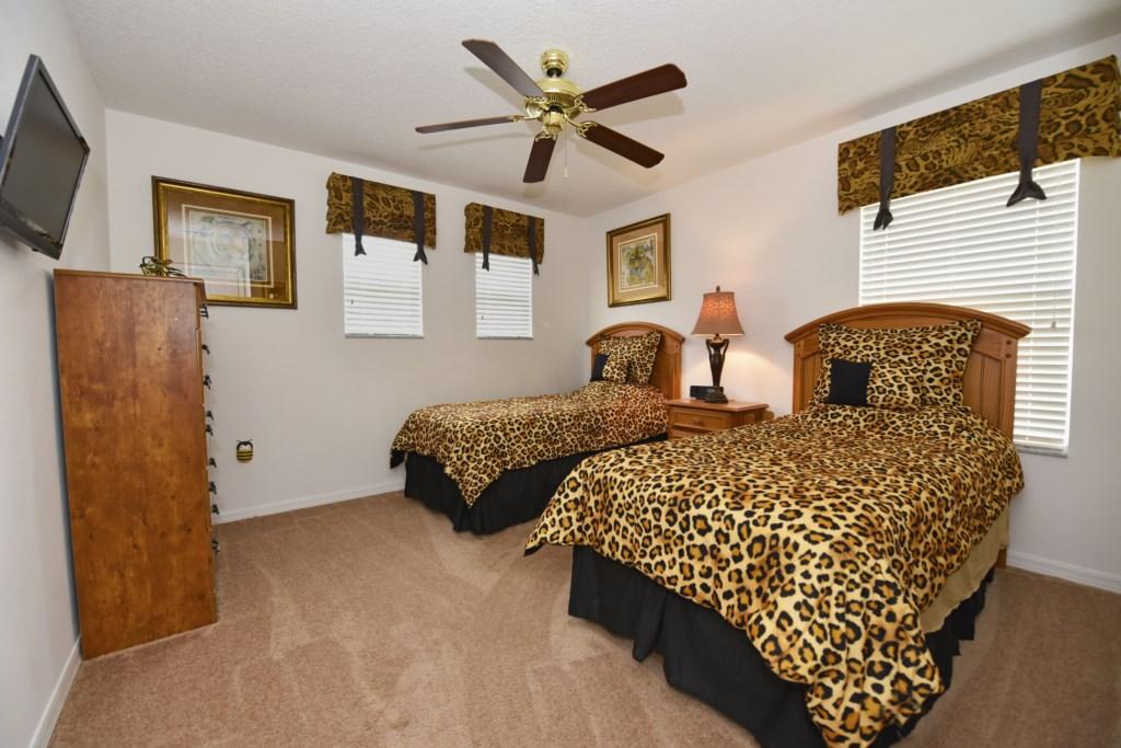 The 1st floor Animal Bedroom
