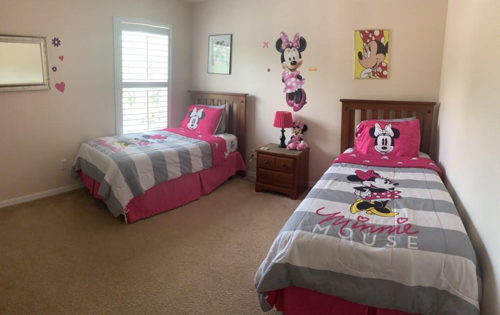 Minnie's Bedroom