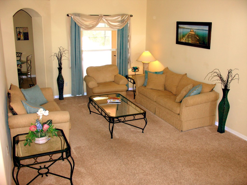 Our second lounge