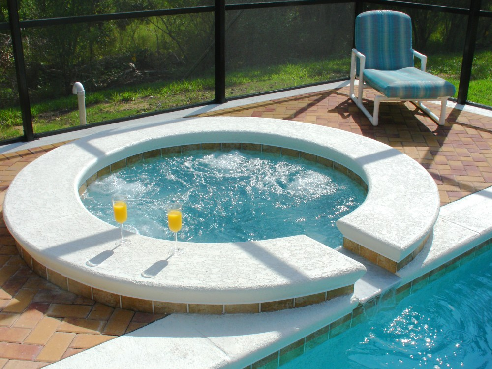 Your Luxury 6 person Spa to re