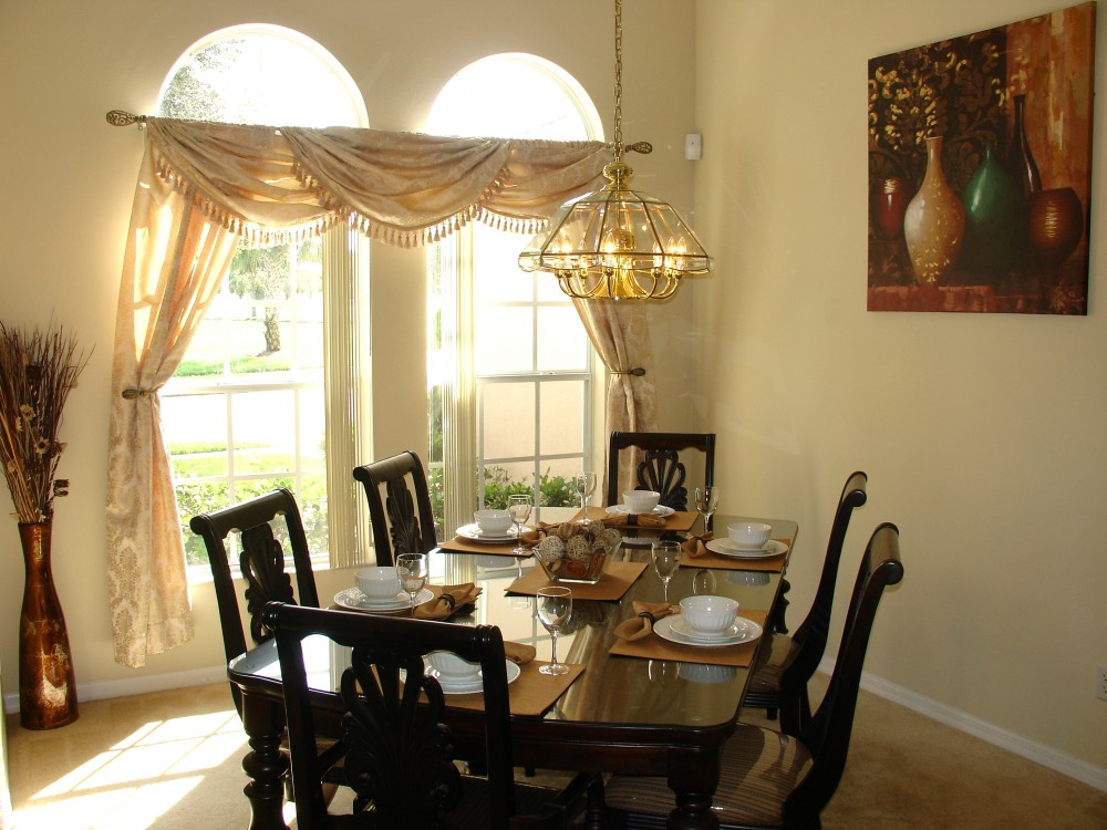 New Formal Dining table for th