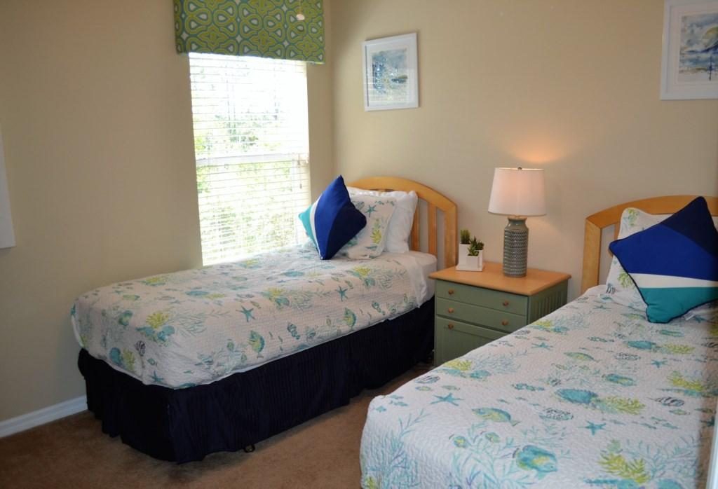 Sea Horse Bedroom