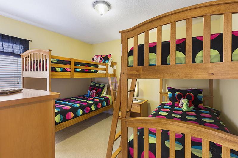 Bunk Bedroom 5