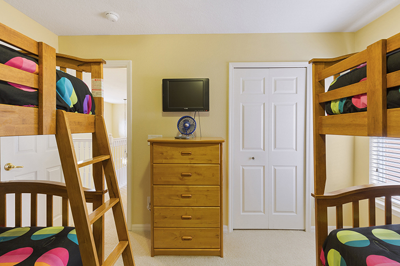 Bunk Bedroom 5
