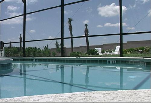 Pool and Sun Patio