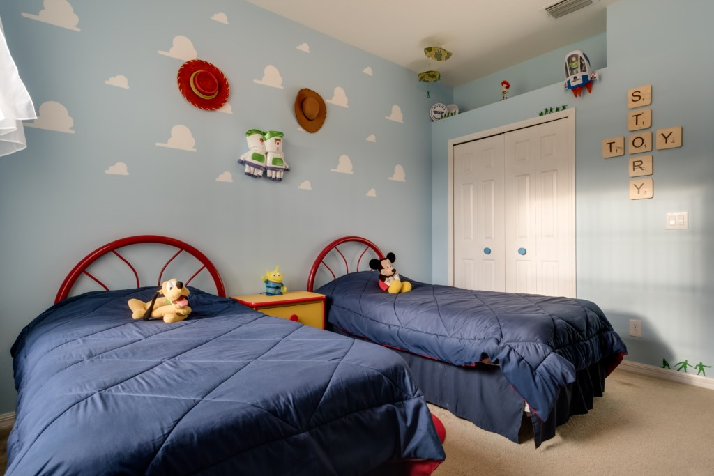 Toy Story Bedroom