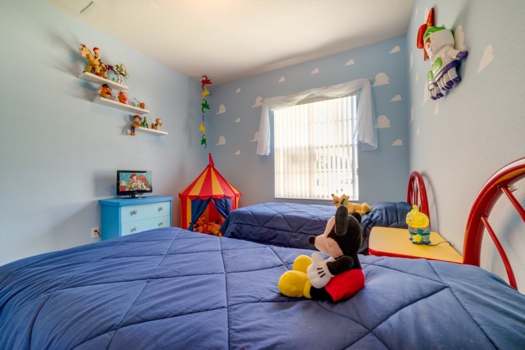 Special Toy Story Bedroom