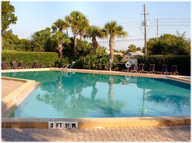Indian Wells Community Pool