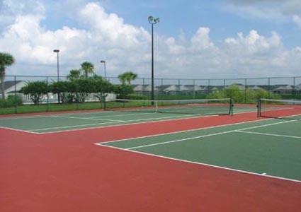 Tennis at Hampton Lakes