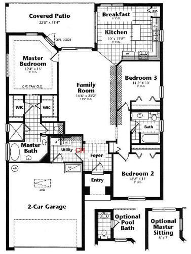 MoodyVilla Floor Plan