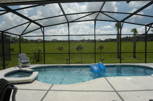 Pool and Extended Pool Deck